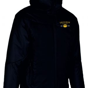 coaches thermal jacket, thermal, coaching jacket, gridiron strong